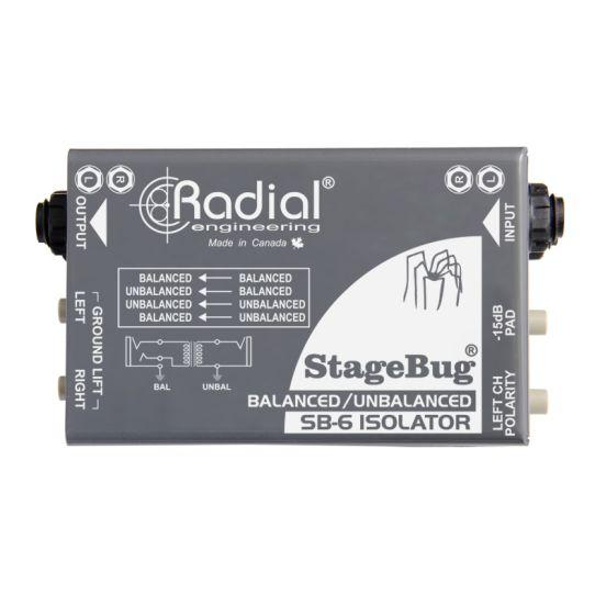 stage bug sb-6
