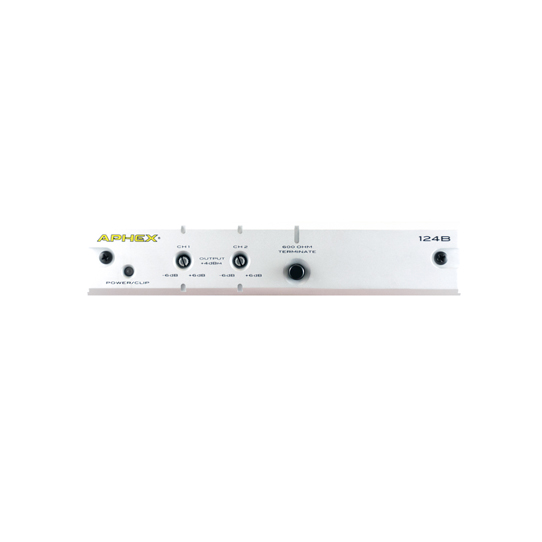 124B TWO CHANNEL LEVEL INTERFACE