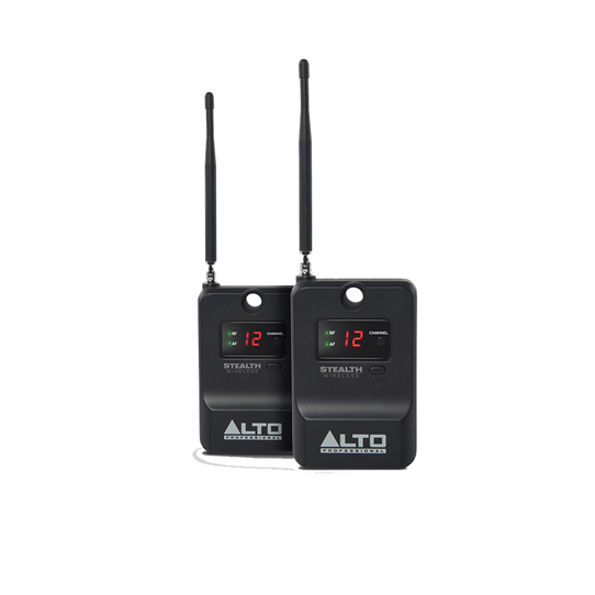 STEALTH Wireless Receivers
